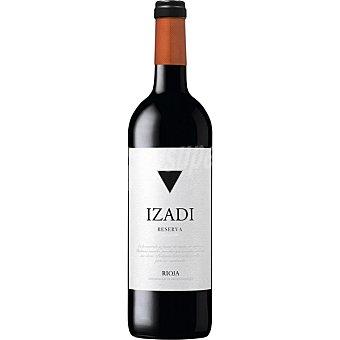 IZADI Vino tinto reserva D.O. Rioja Botella 75 cl