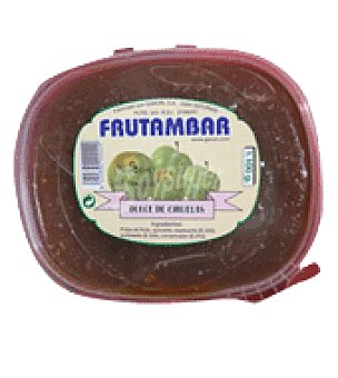 Frutambar Dulce ciruela 100 g