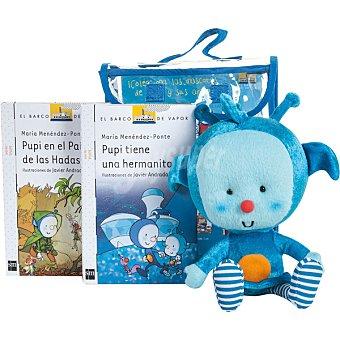 Editorial SM Pack Pupi con mascota pompita (maría Menéndez-Ponte Cruzat)