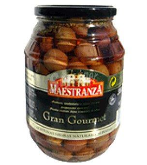 Maestranza Aceitunas negras aliñadas 600 g