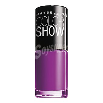 Maybelline New York Laca de uñas colorshow nº 554 lavender lies 1 ud