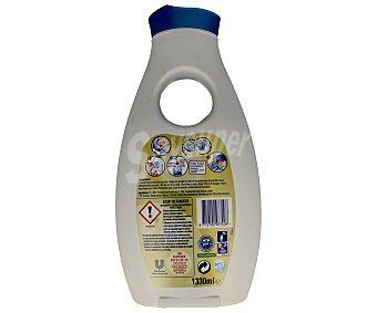 Skip Detergente líquido concentrado para lavadora con bola pretratante para las manchas 38 lavados