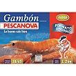 Gambón extra 30/45 piezas Caja de 1,2 kg Pescanova