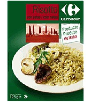Carrefour Risotto con setas 125 g