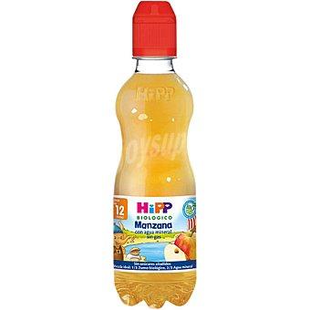 HIPP BIOLOGICO Bebida de manzana con agua mineral sin gas y sin azúcares añadidos envase 300 ml Envase 300 ml