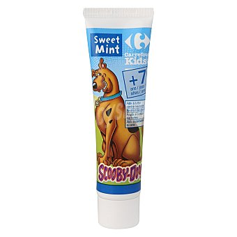 Carrefour Kids Dentífrico sweet mint + 6 50 ml