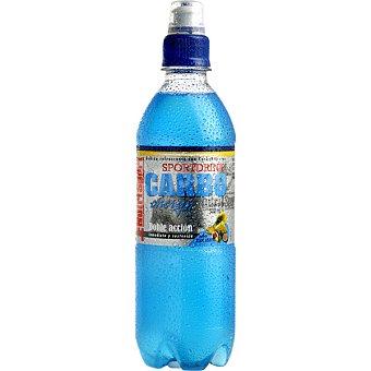 NUTRISPORT Bebida energética sabor exótico Sport Drink Carbo botella 500 ml