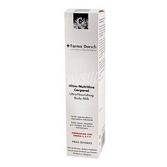 Farma Dorsch Leche Ultranutritiva Para Pieles Atópicas con EGF bote 400 ml