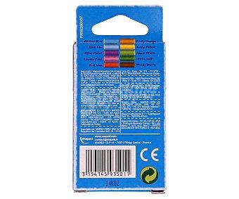 Maped Caja de 10 tizas de diferentes colores maped 10u