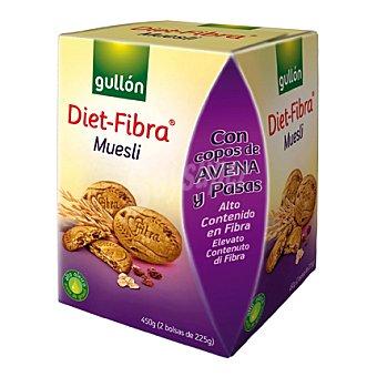 Gullón Galletas con fibra 500 g