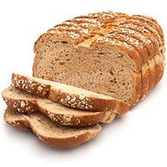 Eroski Hogaza de pan de centeno-avena Paquete 500 g