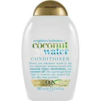 OGX Acondicionador hidratación Agua de Coco frasco 385 ml frasco 385 ml