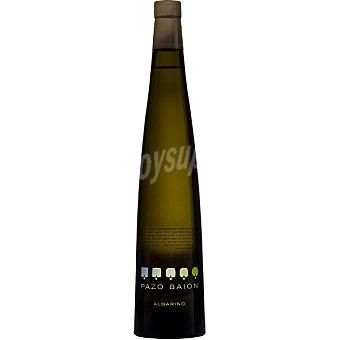 Pazo Vino blanco albariño D.O. Rías Baixas baion Botella 75 cl
