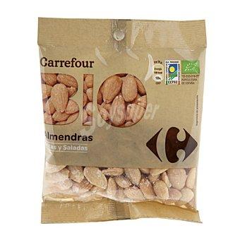 Carrefour Bio Almendra frita y salada ecologica 90 g