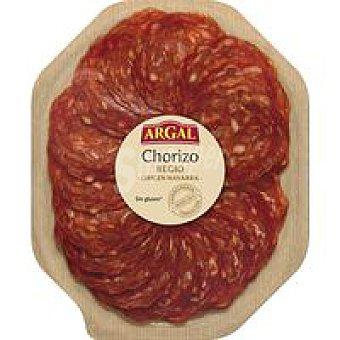 Argal Plato de chorizo Regio origen Navarra bandeja 80 g
