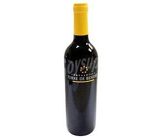 TORRE DE BENÍTEZ Vino tinto con IGP Vinos de la Tierra de Castilla Botella de 75 cl