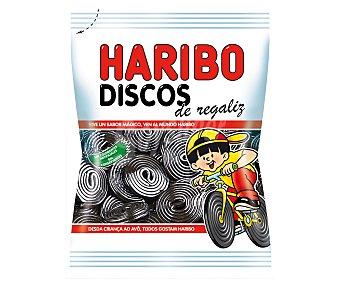 Haribo Regaliz negro enrollado 200 gramos