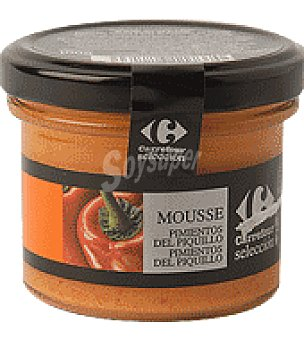 Carrefour Selección Mousse pimientos del piquillo 100 g