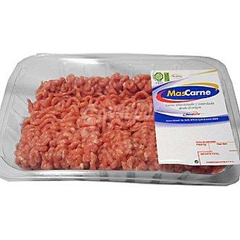 MASCARNE Preparado carne picada mixta añojo-cerdo Bandeja 400 g