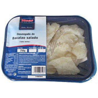 Dimar Desmigado de bacalao salado Bandeja de 250 g