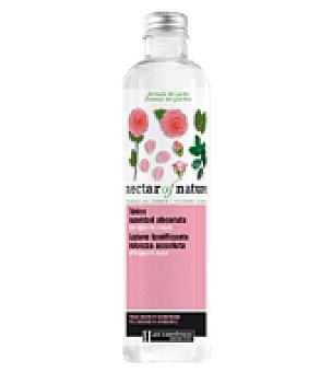 Les Cosmetiques Tónico con agua de rosas para piel seca o sensible 200 ml.