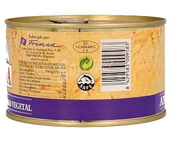 SALVORA Atún en aceite vegetal 250 gramos