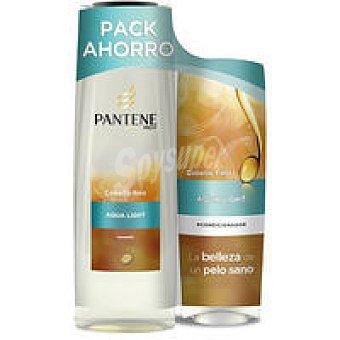 Pantene Pro-v Champú Aqua light Bote 500 ml + Acondicionador