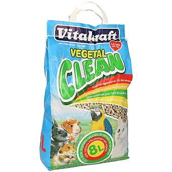 Vitakraft Lecho para roedores Vitakraft Vegetal Clean Universal 8 litros 8 litros