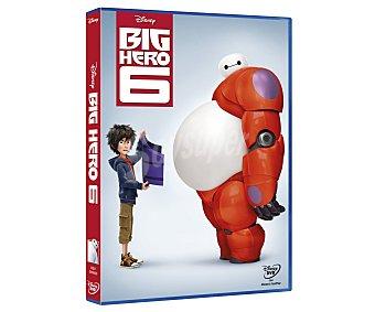 Disney Big Hero 6, 2014. Película en Dvd. Género: animación, infantil, cine familiar. Edad: +6 años