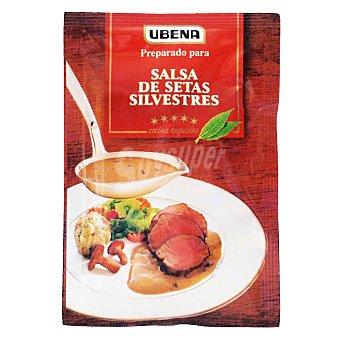 Ubena Salsa de setas silvestres Sobre 40 g