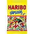 Cápsulas de regaliz de colores bolsa 80 g Haribo