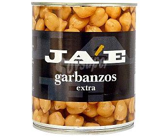 JA'E Garbanzos Naturales Lata de 780 Gramos