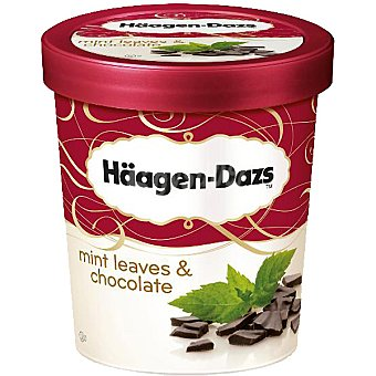 Häagen-Dazs Helado de menta-chocolate Tarrina 500 ml