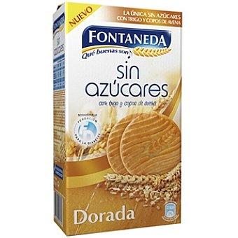 Fontaneda sin azúcares con trigo y copos de avena Estuche 315 g