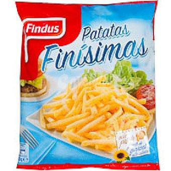 Findus Patatas finísimas Bolsa 750 g