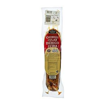 La hacienda del Ibérico Chorizo ibérico cular pieza u 500 g (peso aprox. unidad)