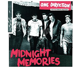 SONY MUSIC One Direction Midnight..