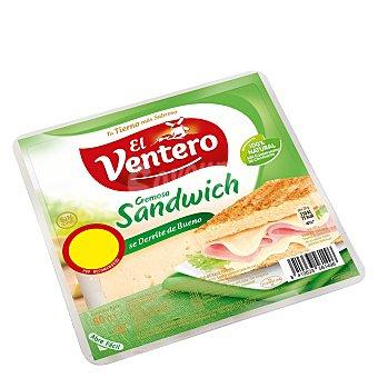 El Ventero Queso en lonchas para sandwich El Ventero 80 g