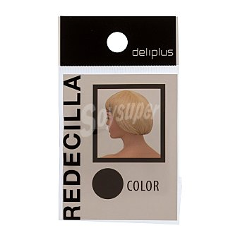 Deliplus Redecilla para cabello negros 1 u
