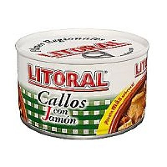 Litoral Callos con jamón Lata 380 g