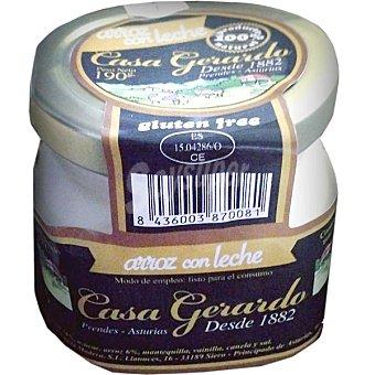 CASA GERARDO Arroz con leche Frasco 600 g