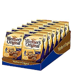 Werther's Original Chocolatinas de chocolate con leche 125 g