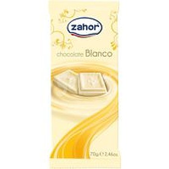 Zahor Chocolate blando Tableta 70 g