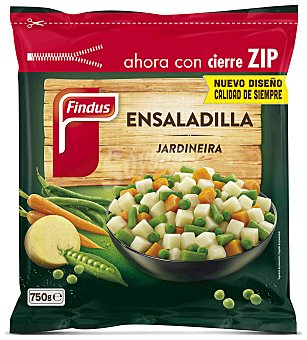 Findus Ensaladilla Bolsa 750 g
