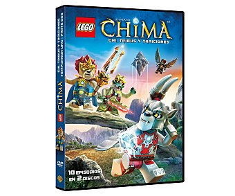LEGO Legends of Chima. T.1 P2
