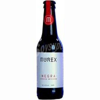 MUREX Cerveza artesana negra Botellín 33 cl