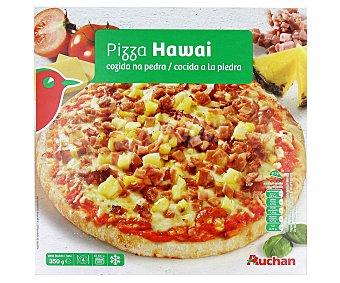 Auchan Pizza Hawai congelada 350 Gramos