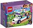 Juego de construcciones con 145 piezas Desfile de mascotas, Friends 41301 1 unidad LEGO
