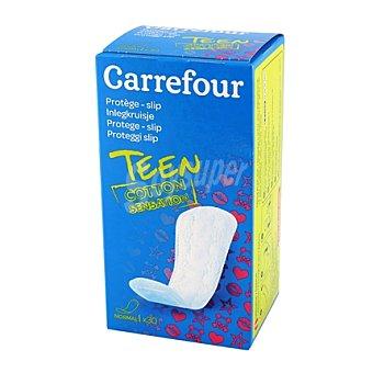 Carrefour Protege-slip normal 30 ud