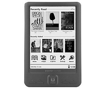 Energy Sistem Libro electrónico con pantalla 6'' 1 mes